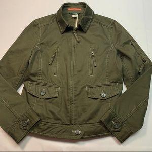 J.Crew Military/ Bomber Jacket